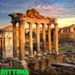 Arsitektur Etruscan, Arsitektur Pada Masa Romawi