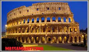 Sejarah Colosseum, Tempat Arena Gladiator