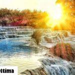 Wisaya Pemandian Air Panas Terbaik di Italia
