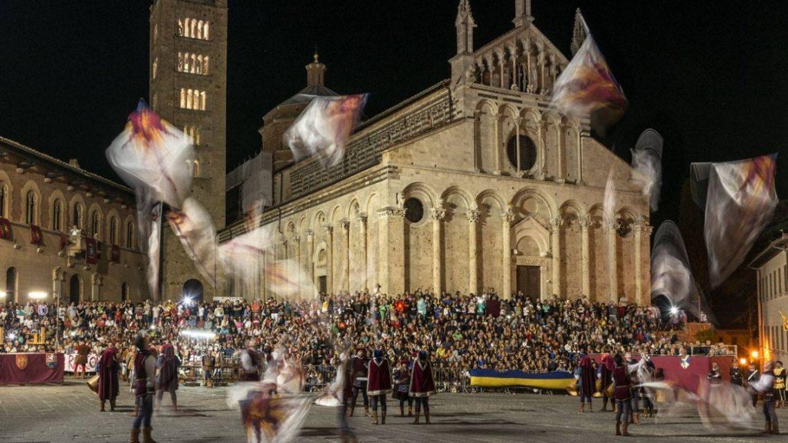 Tips Berlibur ke Massa Marittima, Italia
