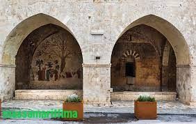 Fonti dellAbbondanza Tempat Lukisan Pohon Kesuburan dan Mata Air Kuno