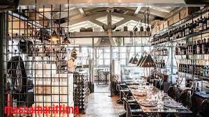 Restoran La Peniche Desain Restoran yang Eksotik di Massa Maritimma
