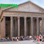 Pantheon Tempat Bersejarah yang Wajib Dikunjungi