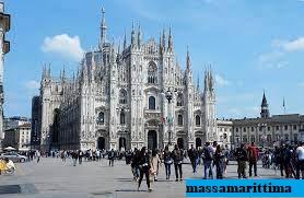 Travel Guide italia : Perjalanan ke Milan